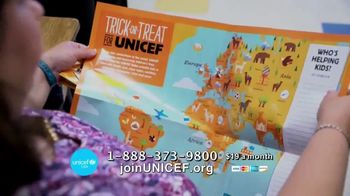 Trick-or-Treat for UNICEF TV Spot, 'Emergency Relief'