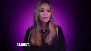 Absolut Open Mic Project TV Spot, 'Your Story' Featuring Rita Ora