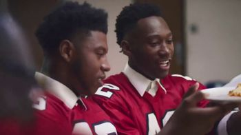 Stouffer's Lasagna TV Spot, 'What Are You Hungry For: Coach Ginn'