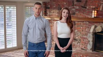 MTailor Custom Jeans TV Commercial, 'The Perfect Fit' - Video