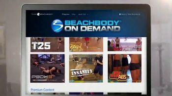 Beachbody On Demand TV Commercial, 'Stream for Free' - iSpot tv
