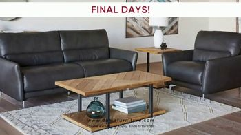 Marvelous Dania Winter Clearance Sale Tv Commercial Final Days Cjindustries Chair Design For Home Cjindustriesco