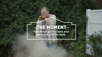 Lowe's TV Spot, 'Backyard Moment: Trimmer or Leaf Blower'