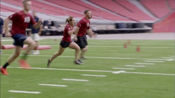 USAA TV Spot, 'Salute to Service Moment: NFL Boot Camp'