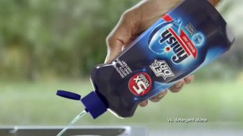 Finish Jet-Dry Rinse Aid and Bosch TV Spot, 'Cleaner Drier Dishes'