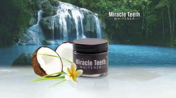 Miracle Teeth Whitener TV Spot, 'Incredible Results' - 5 commercial airings