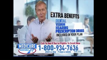 Medicare Assistance Line TV Commercial, 'Extra Benefits' - Video
