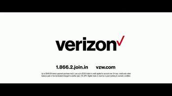 Verizon Unlimited TV Spot, 'Horse' Featuring Thomas Middleditch - Thumbnail 9