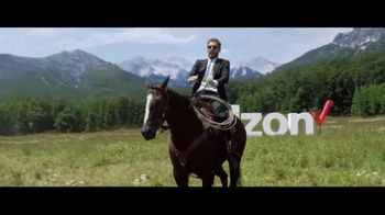 Verizon Unlimited TV Spot, 'Horse' Featuring Thomas Middleditch - Thumbnail 3