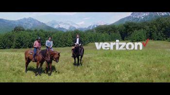 Verizon Unlimited TV Spot, 'Horse' Featuring Thomas Middleditch - Thumbnail 5