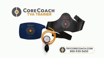 CoreCoach TVA Trainer TV Spot, 'Long-Lasting Relief'