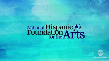 Stand for the Arts TV Spot, 'National Hispanic Foundation for the Arts'