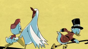 Aflac TV Spot, 'Disney XD: Duck Tales'