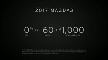 2017 Mazda3 TV Spot, 'Touch' - Thumbnail 7