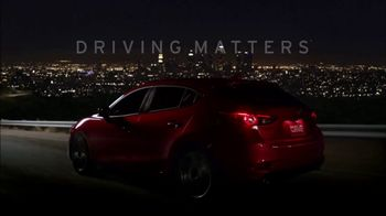 2017 Mazda3 TV Spot, 'Touch' - Thumbnail 6