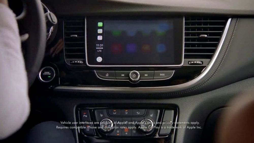 2017 Buick Encore Essence TV Commercial, 'Emoji' Song by ...