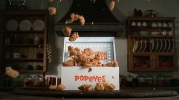 Popeyes $4 Popcorn Chicken TV Spot, 'Perfectly Poppable'