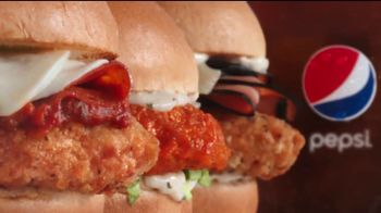 Arby's Chicken Sandwiches TV Spot, 'Introducing Chicken'