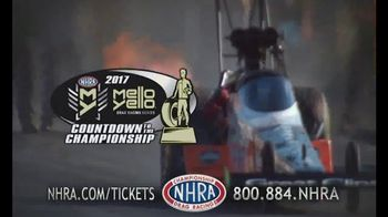 NHRA TV Spot, '2017 Championship Drag Racing'
