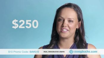 Swagbucks TV Spot, 'Saved Money and Earned Cash' - Thumbnail 3