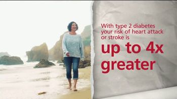 Novo Nordisk TV Spot, 'Heart of Type-2' - Thumbnail 3