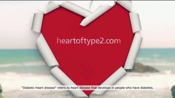 Novo Nordisk TV Spot, 'Heart of Type-2' - Thumbnail 6