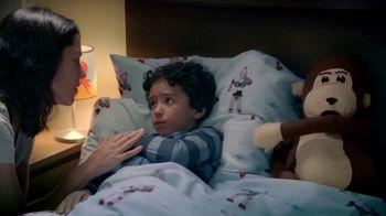 Vicks VapoRub TV Spot, 'Buenas noches tos' [Spanish]