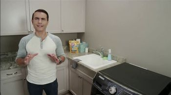 Arm & Hammer Plus OxiClean Power Paks TV Spot, 'Ion@Home: Organize'