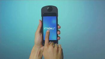 ION360 U TV Spot, 'Snap, Shoot, Explore.'