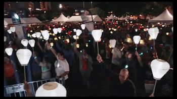 The Leukemia & Lymphoma Society Light the Night TV Spot, 'Path to Cures'