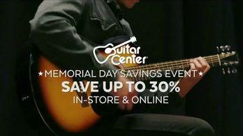 Guitar Center Memorial Day Savings Event TV Spot, 'Guitar and Strings'