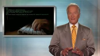 Swiss America TV Spot, 'Don't Bank On It' Featuring Pat Boone