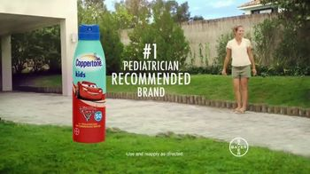 Coppertone Kids TV Spot, 'Cars 3: Sun Protection' - Thumbnail 6