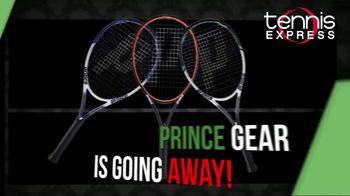 Tennis Express TV Spot, 'Prince Gear is Going Away'