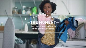Lowe's TV Spot, 'The Moment: Delicates and Velcro'