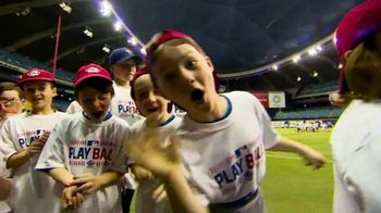 2017 MLB Play Ball Weekend TV Spot, 'Take the Field' Song by Echosmith