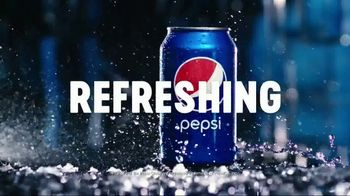 Pepsi TV Spot, 'Delicious Refreshing'