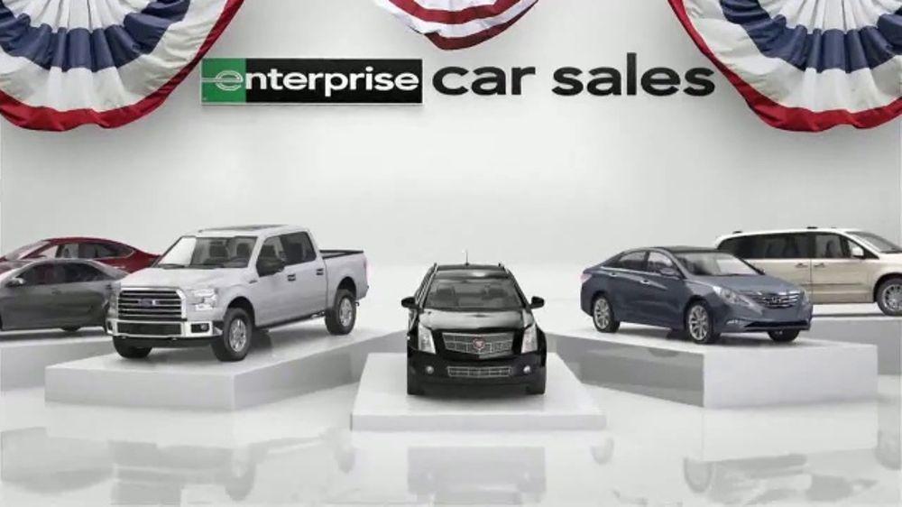 National Tv Sales Rental: Enterprise Memorial Day Event TV Commercial, 'Get More For