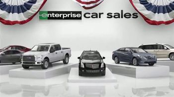 Enterprise Memorial Day Event TV Spot, 'Get More for Your Trade'