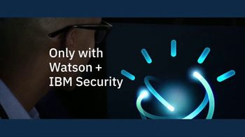 IBM Watson TV Spot, 'Watson at Work: Security' - Thumbnail 10