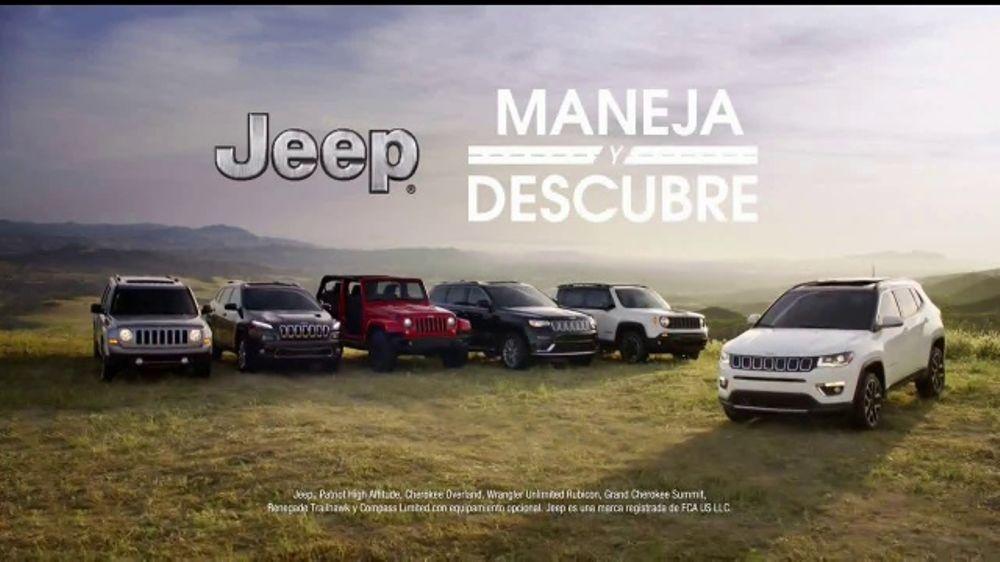 Jeep Memorial Day Evento de Ventas TV Commercial, '2017 ...