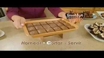 Brooklyn Brownie Copper TV Spot, 'Hornear, cortar y servir' [Spanish]