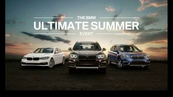 The BMW Ultimate Summer Event TV Spot, 'Remember When' Song by Blur