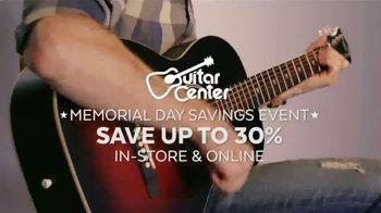 Guitar Center Memorial Day Savings Event TV Spot, 'In-Store List'