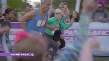 Suzanne Wright Foundation Code Purple Now TV Spot, 'The Lonely Road'