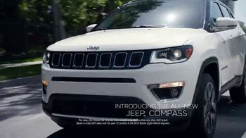Jeep Memorial Day Sales Event TV Spot, 'Discover' Song by Imagine Dragons