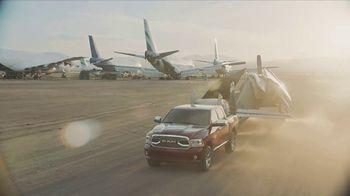 Ram Trucks TV Spot, 'Airplane Rescue' - Thumbnail 4