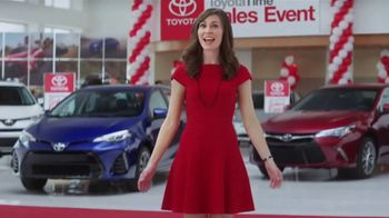 Toyota Time Sales Event TV Spot, '2017 Corolla Leasing' - 11 commercial airings