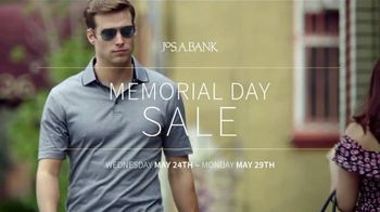 JoS. A. Bank Memorial Day Sale TV Spot, 'Save on Everything'