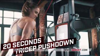 Bowflex HVT TV Spot, 'Reshape the Body' - Thumbnail 4